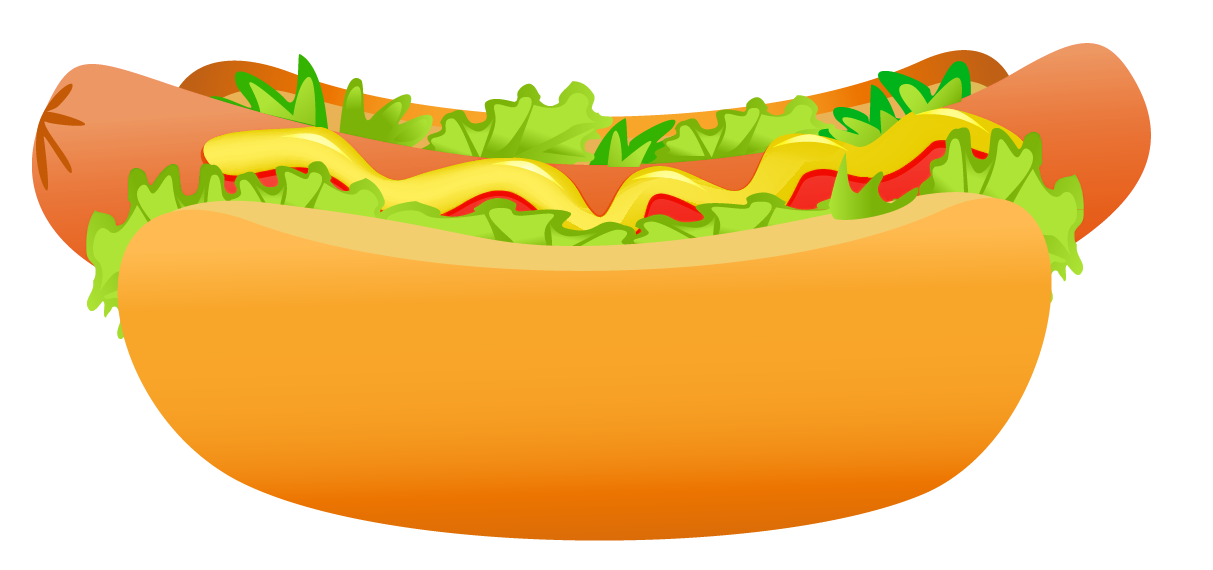 Hot Dog Png Image Hot Dogs Clip Art Clipart Images