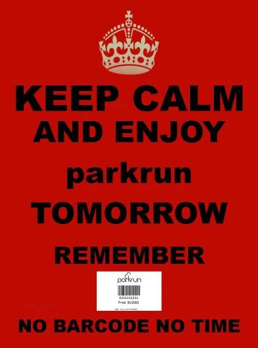 Parkrun Barcode With Images Running Club Health Fitness Sayings