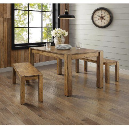 Home With Images Dining Room Table Set Wood Dining Bench