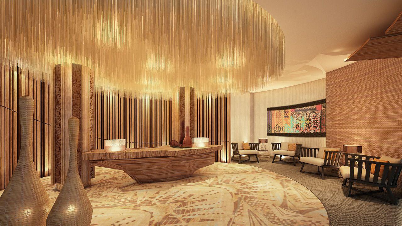 Reception Spa Design T 236 M Với Google Hotels Design
