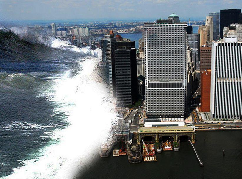 Tsunami Natural Disaster Thoughts Tsunami Natural Disasters Nature