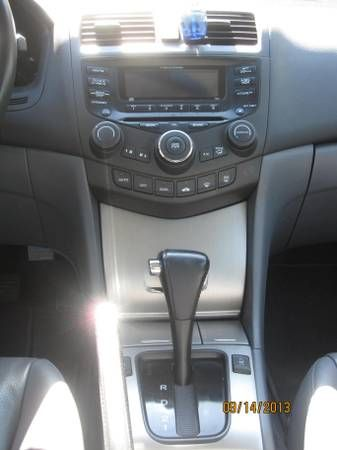 Make Honda Model Accord Year 2005 Exterior Color Brown Interior