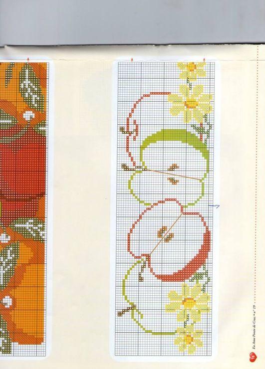 Gallery.ru / Фото #95 - flo - nandauromi   cross stitch   Pinterest
