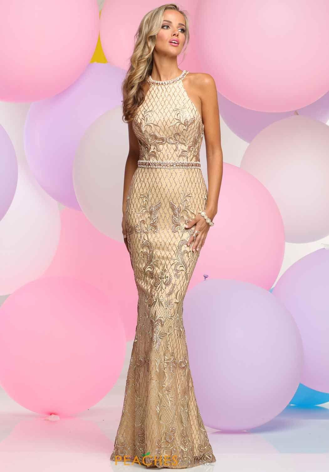 Zoey Grey Long Beaded Dress 30945 | Prom 2017 | Pinterest