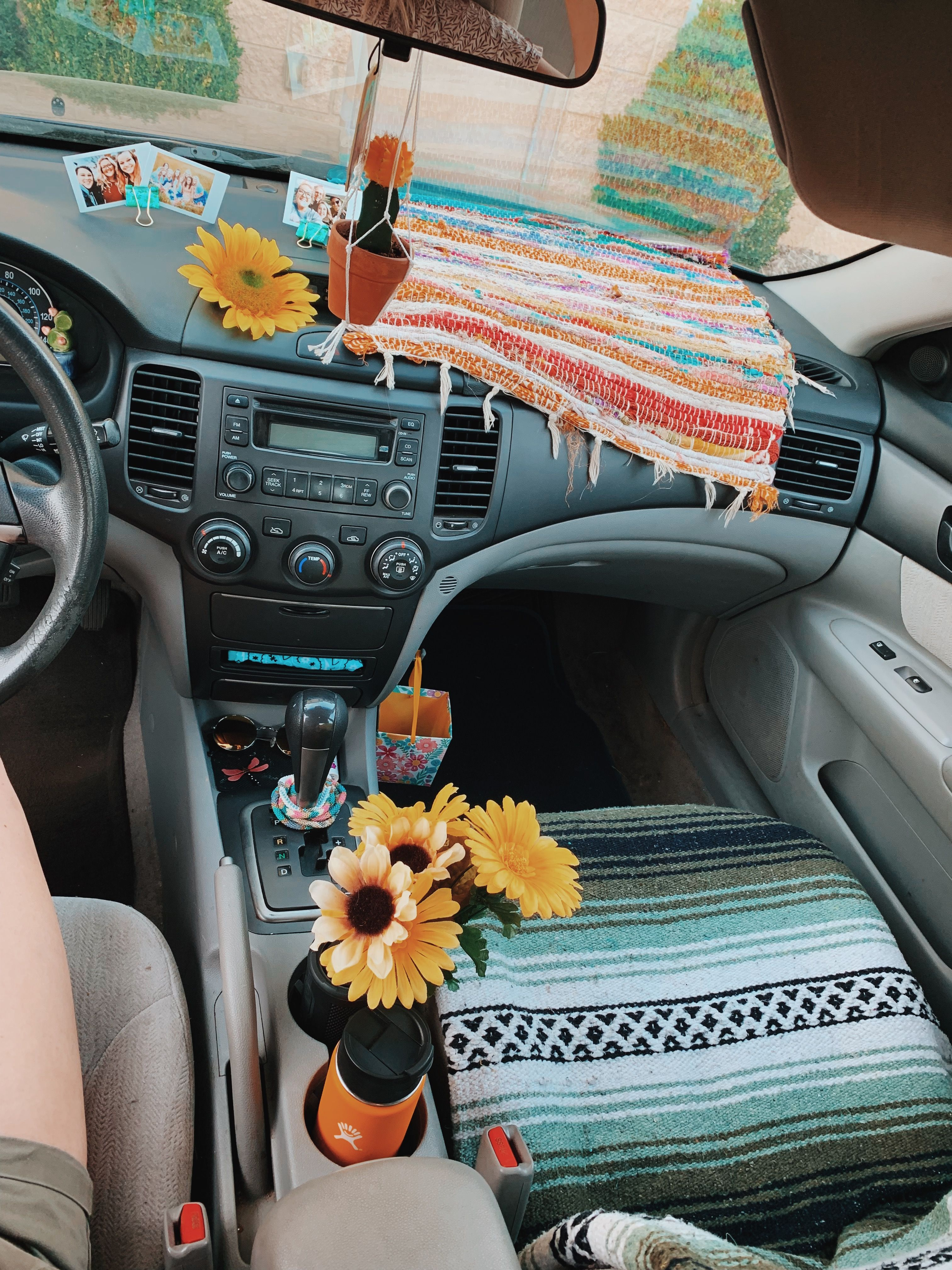 Diy Things Image By Sam Young Hippie Car Car Accesories Diy Car