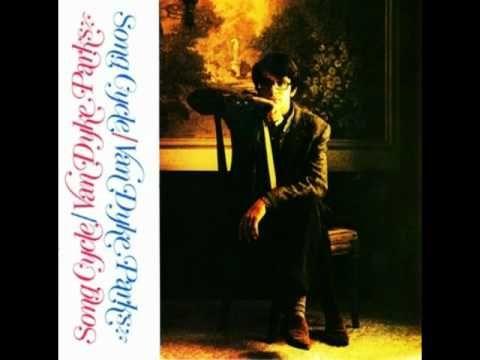 """Donovan's Colours"" Rare Alternate Mix by Van Dyke Parks"