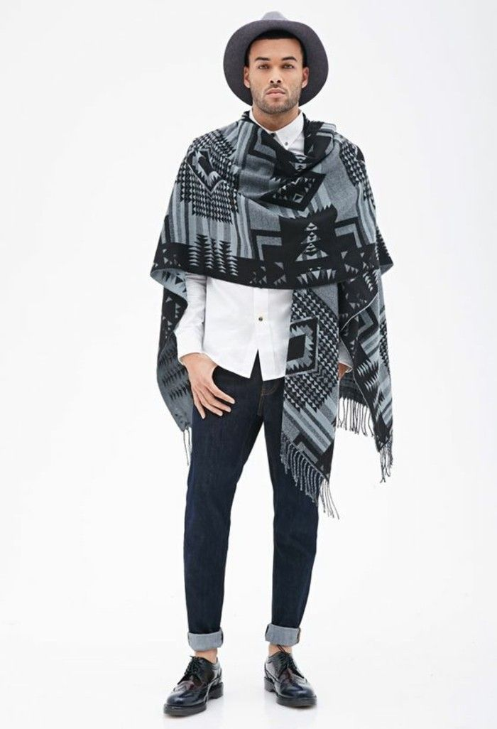 Une écharpe pour homme - quelle est la meilleure option pour vous ... a939d6c472e