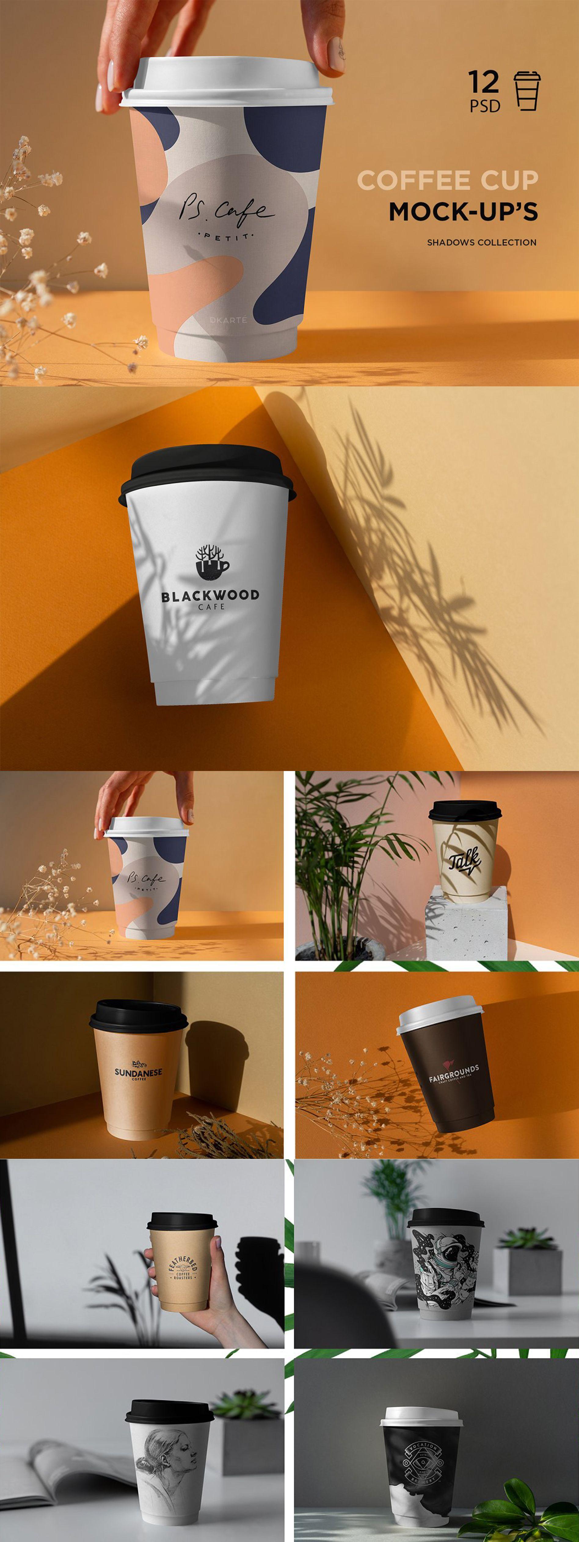 Coffee Cup Mockup Branding Design Mockups Psd Mockups Awesome Mockups Logo Mockups Design Coffee Cup Design Logo Design Mockup Coffee Branding Design