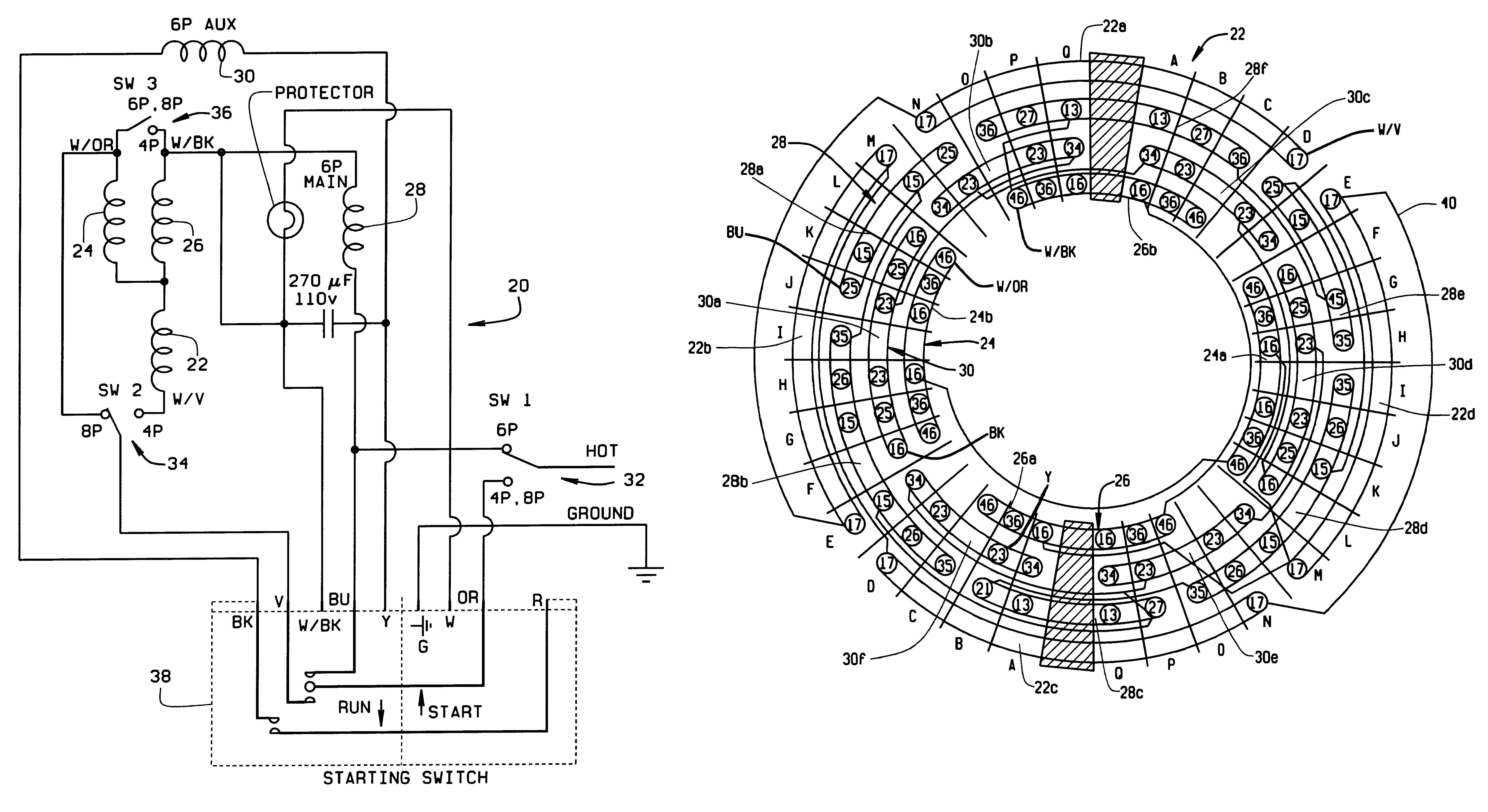 New Wiring Diagram Three Phase Generator  Diagram