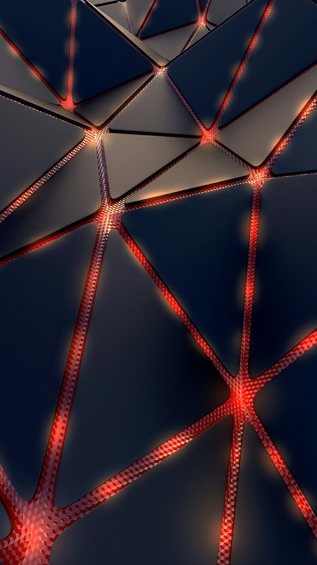 Black and Red Wallpaper | *Abstract and Geometric ...