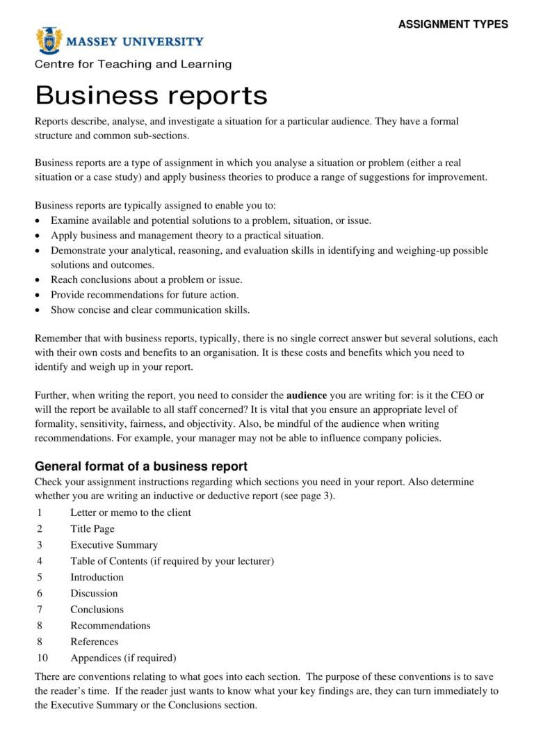 business communication and report writing notes for b.com