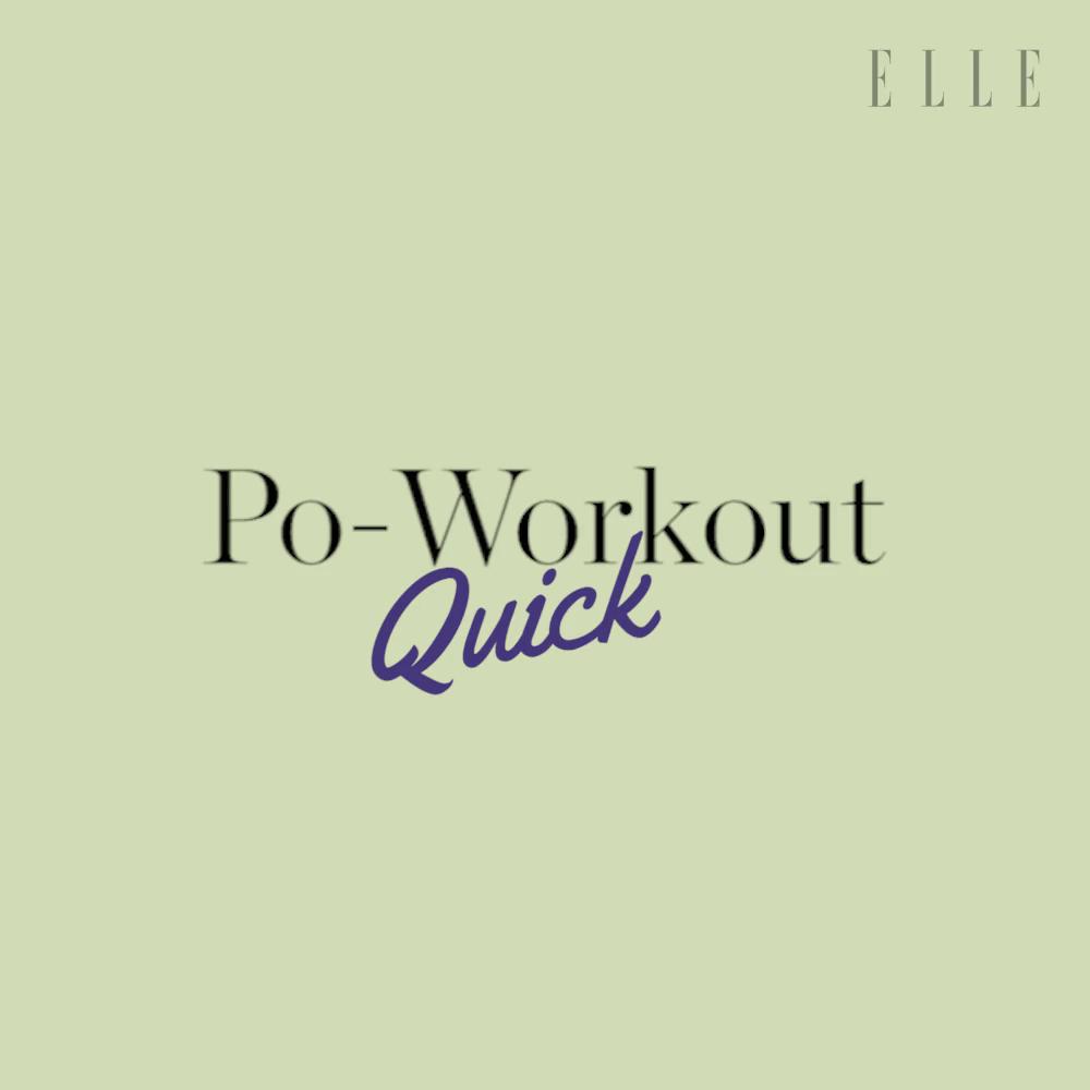 Strafft und formt: Das 5-Minuten-Workout für einen schönen Po