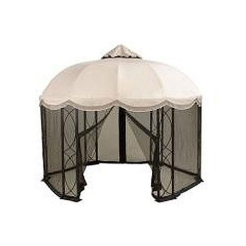 The perfect fit for your Garden Treasures 12 Round Gazebo from