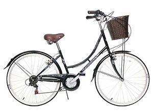 Details About Classique Traditional Classic Ladies Shopper Bike
