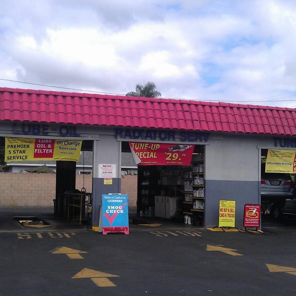Community Auto Repair Service Auto repair shop in