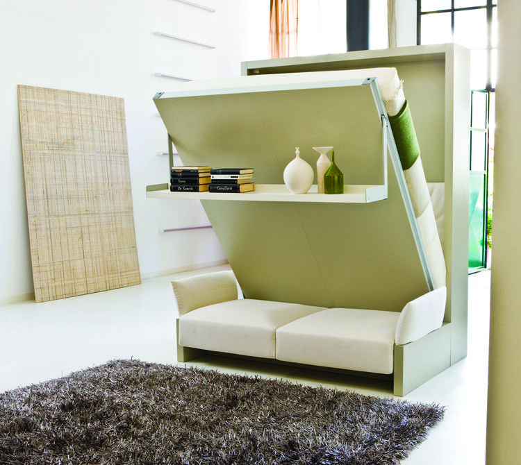 Micro-Apartments: Are Expanding Tables and Folding Furniture a ...