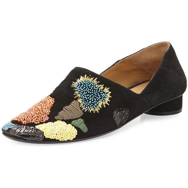 The Row Suede Round-Toe Flats clearance Inexpensive Inexpensive online best store to get sale online sale 2014 unisex l6qt9Ee7s