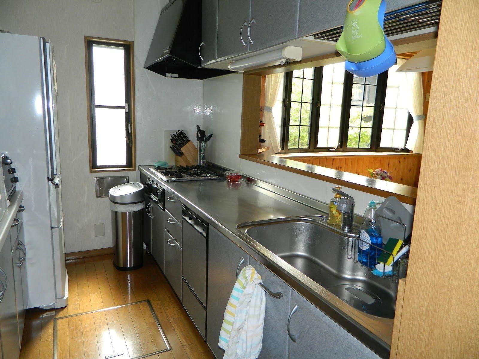 small kitchen japanese design | kitchen design, small