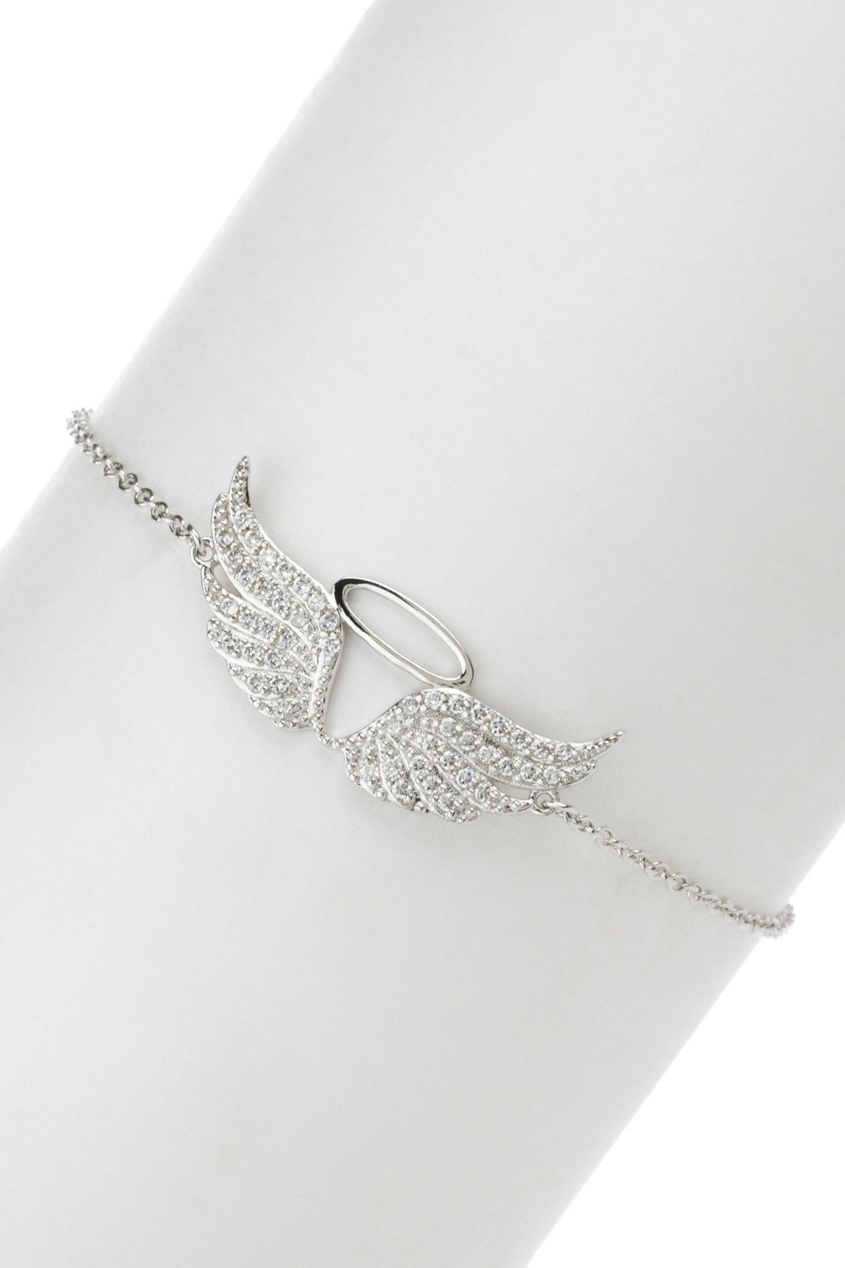 Angel Wing Charm Bracelet Clothes Wings Jewelry