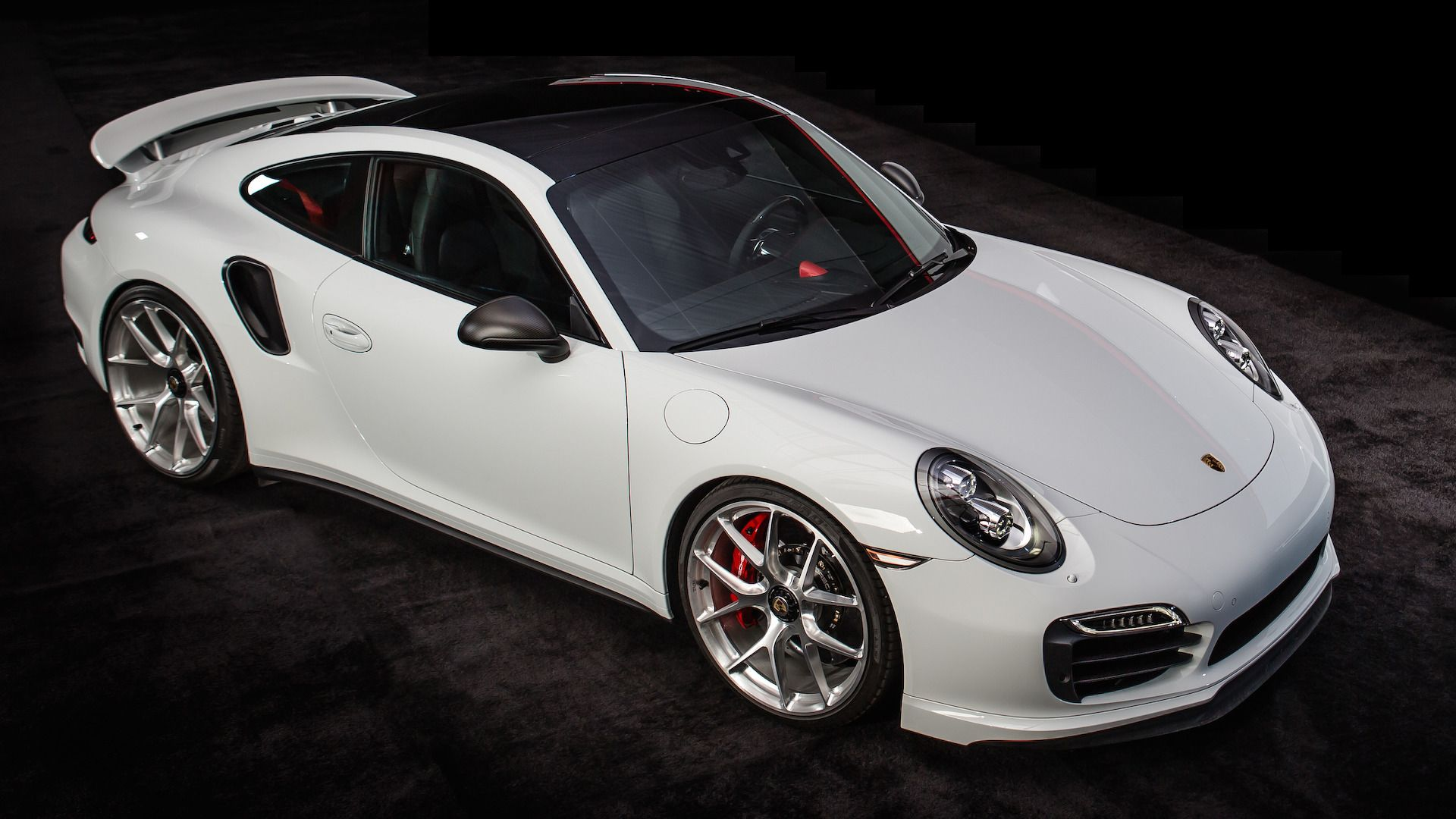 2015 porsche 911 turbo s is up for grabs automotorblog