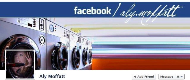 Facebook Timeline Cover - Aly Moffatt
