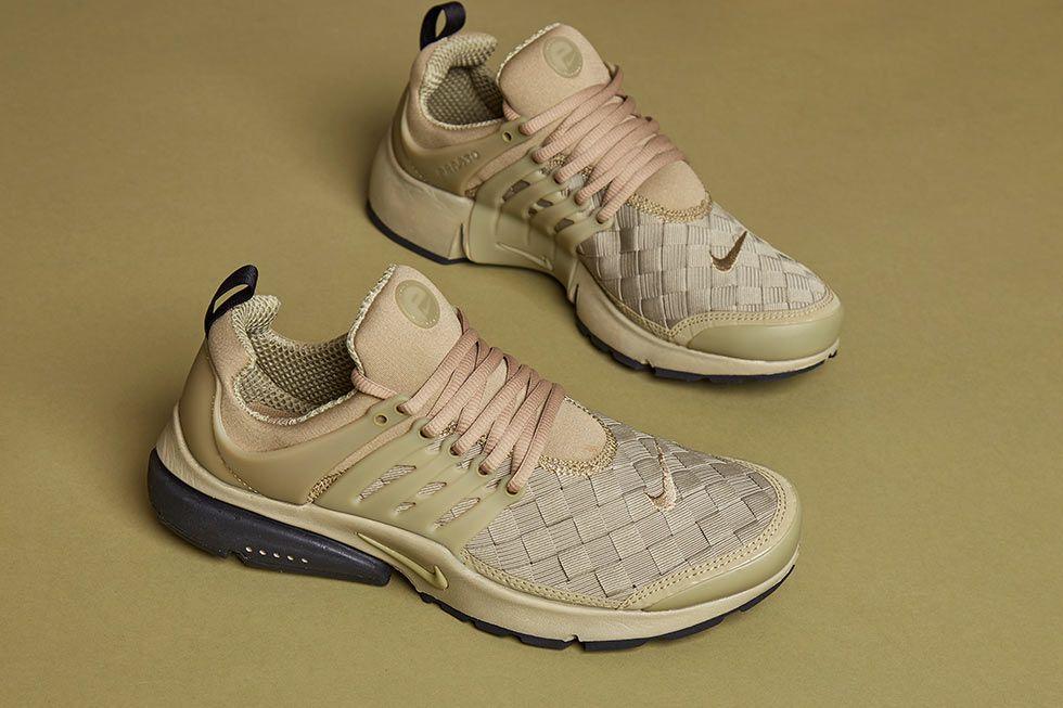 wholesale dealer 23434 cd25f ... Nike Air Presto SE Woven to Release in Green Tones - EU Kicks Sneaker  Magazine ...