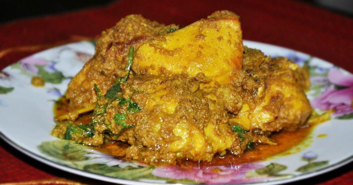 Pin On Recipes Lauk Raya