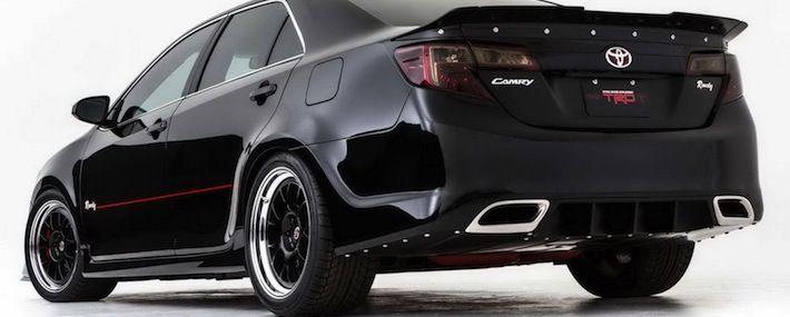 Toyota Camry Body Kit Nascar