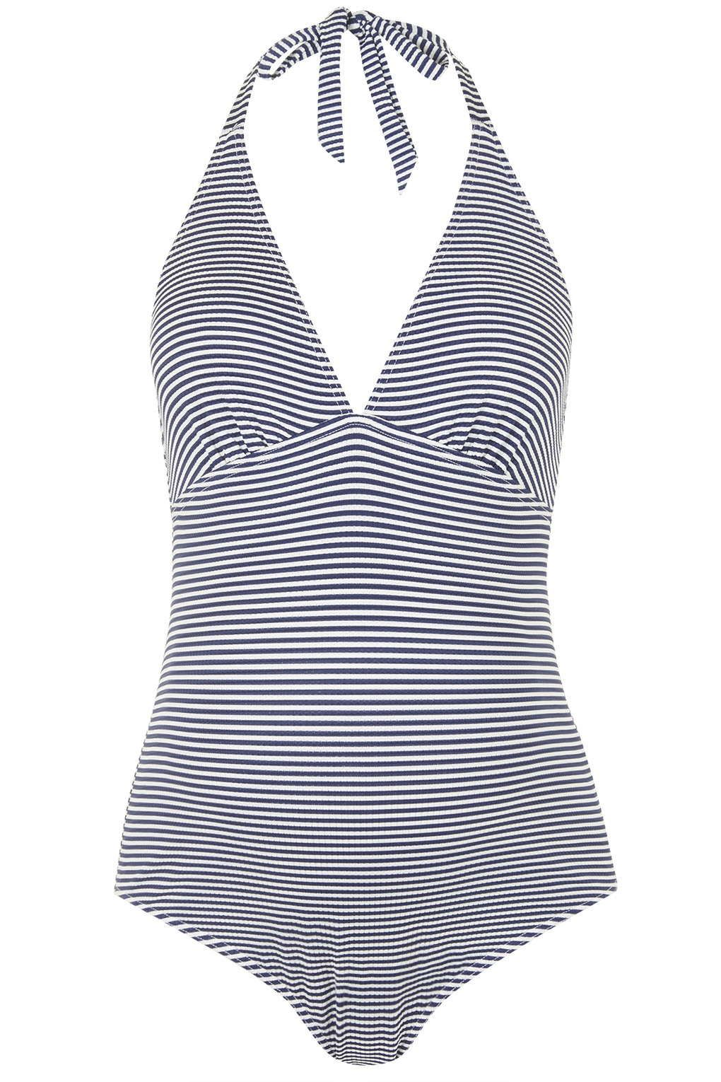 41dc77a1db6a6 Maternity Textured Stripe Swimsuit | Baby Hoelscher | Maternity ...