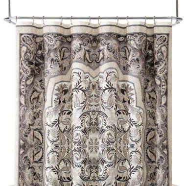 Royal VelvetR Sherburne Shower Curtain Found At JCPenney