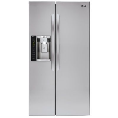 1199 Good Reviews No Deli Drawer Side By Side Refrigerator
