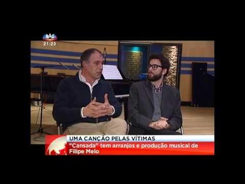 violência doméstica Rodrigo Guedes de Carvalho escreveu letra e música para o novo hino da APAV