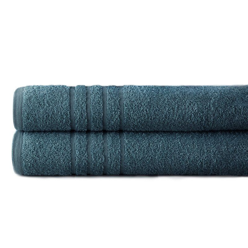 Oversized Bath Sheets Amrapur Overseas Spa Collection 2 Piece Cotton Oversized Bath Sheet