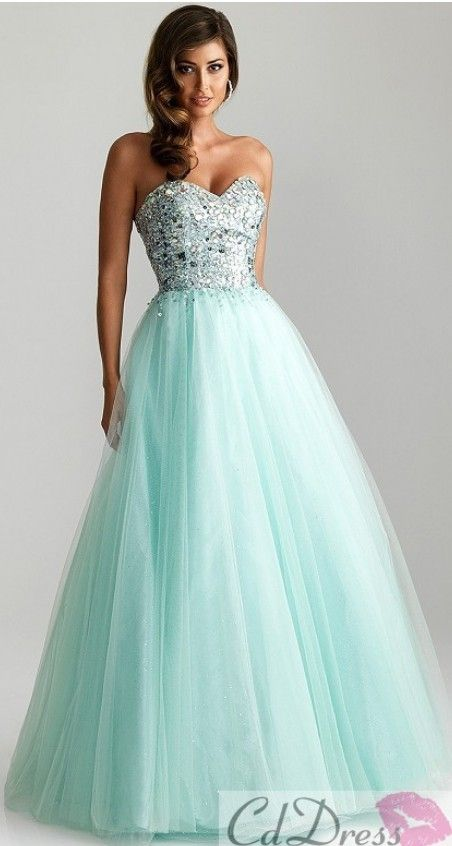 Long Pageant Dresses for Teenagers