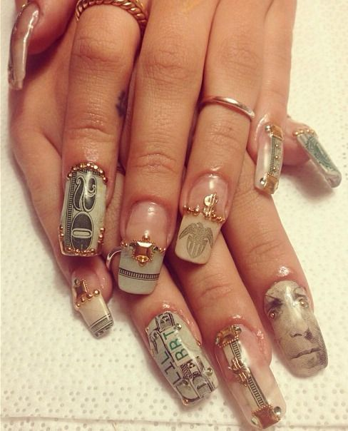 killin' em 0pe nails