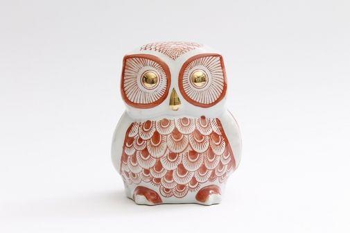 amabro | OWL BANK RED