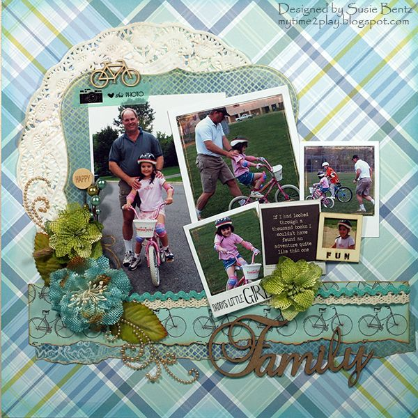 Family Adventure  **Quick Quotes** - Scrapbook.com