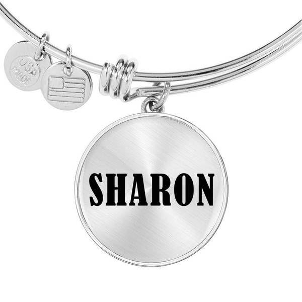 Sharon V01 - Bangle Bracelet