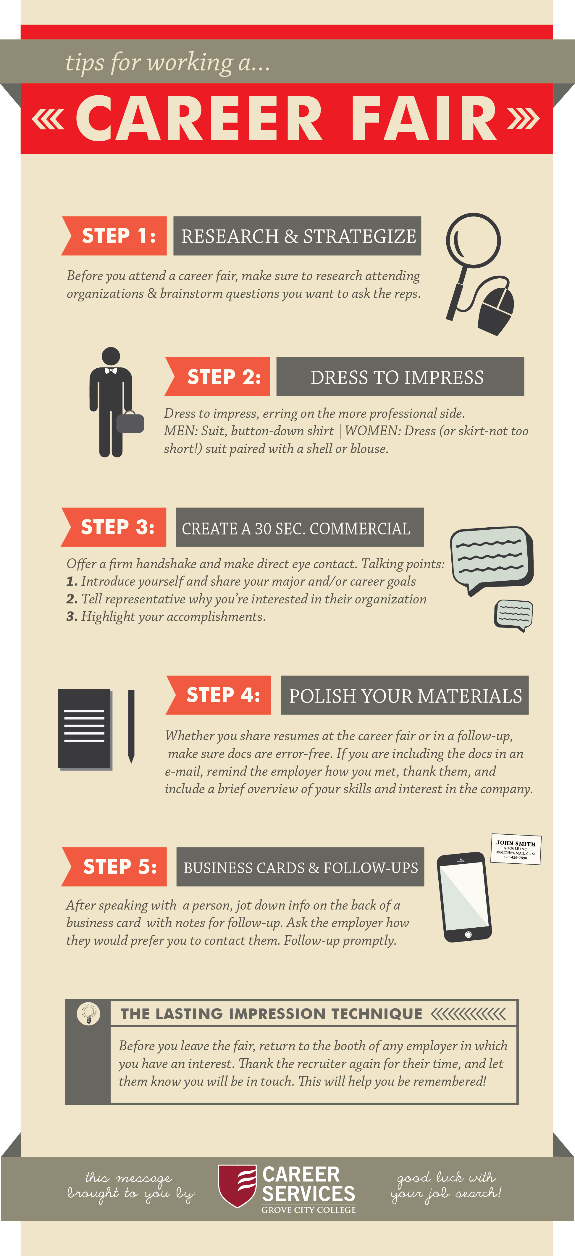 More CAREER tips on Tipsographic.com (career infographic, leadership ...