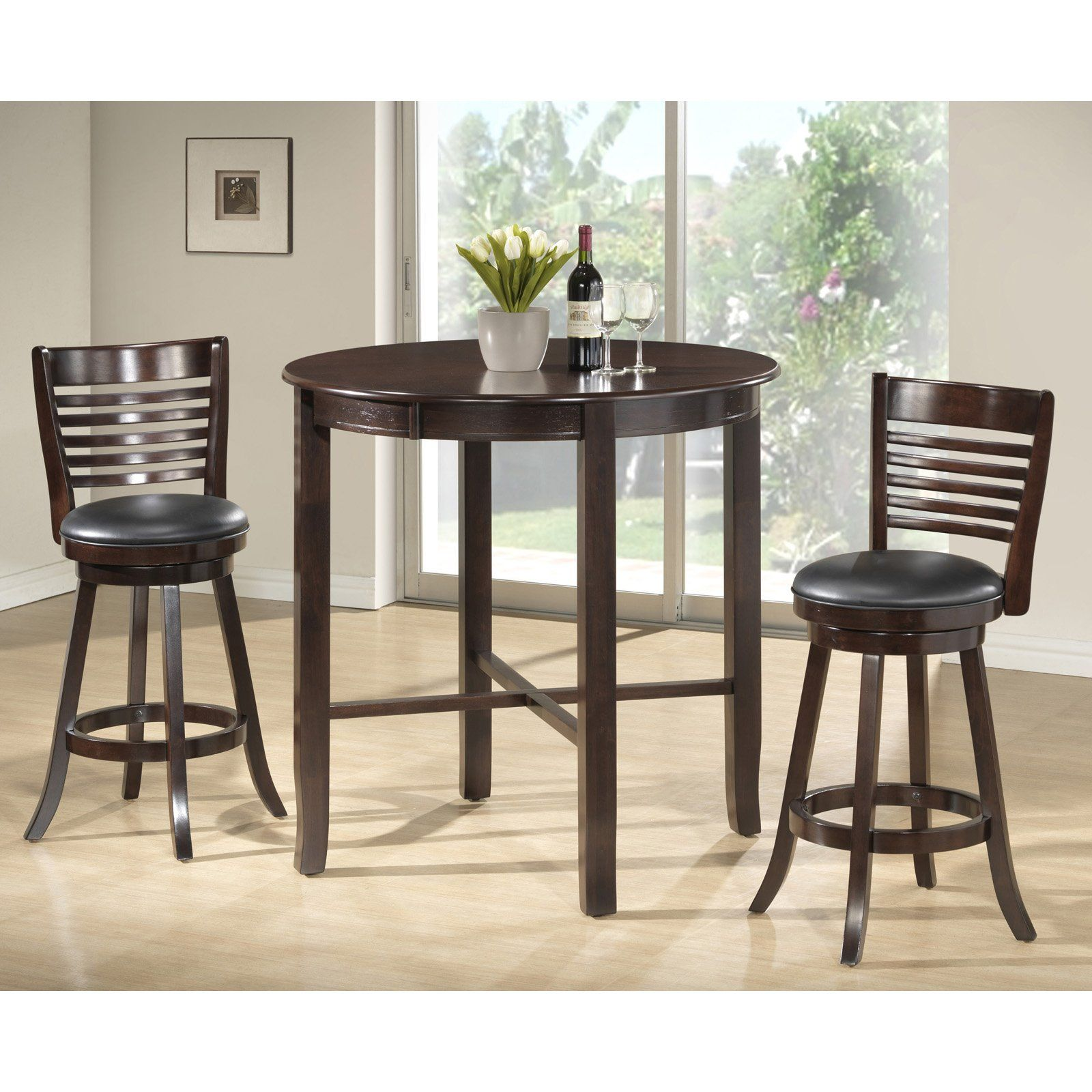 Have to have it. Monarch Cappuccino 42 in. Pub Height Table ...