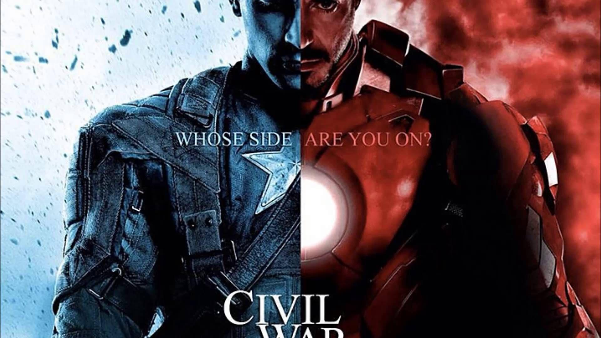 Captain America: Civil War   Official Trailer Song (Dean Valentine Sha.