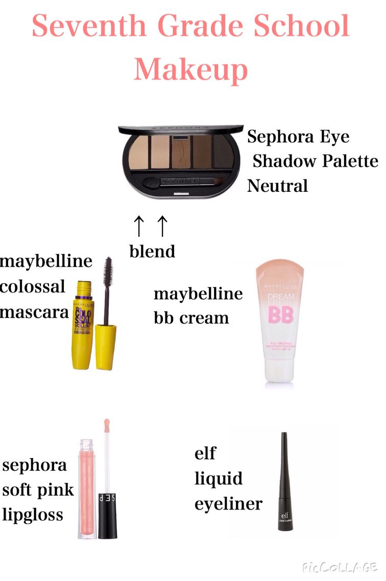What To Wear For 7th Grade What Makeup To Wear For 7th Grade