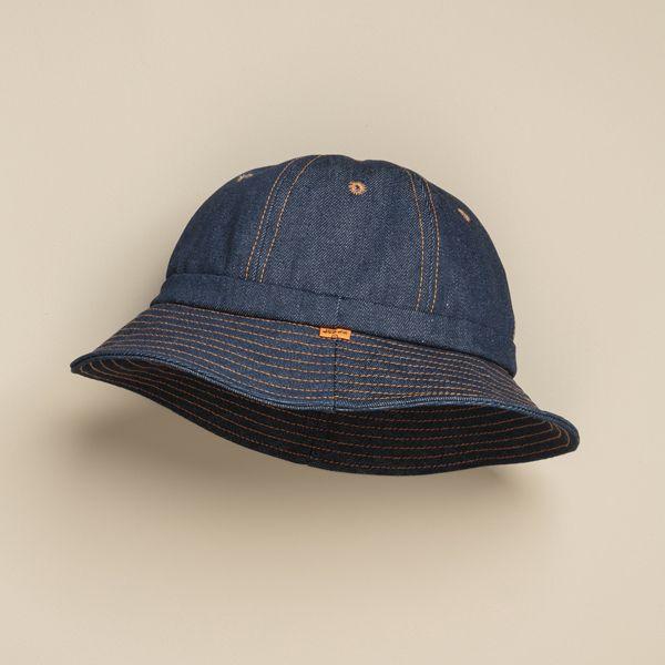 Levi s Vintage Clothing  Orange Tab Bucket Hat  d2d7d287141