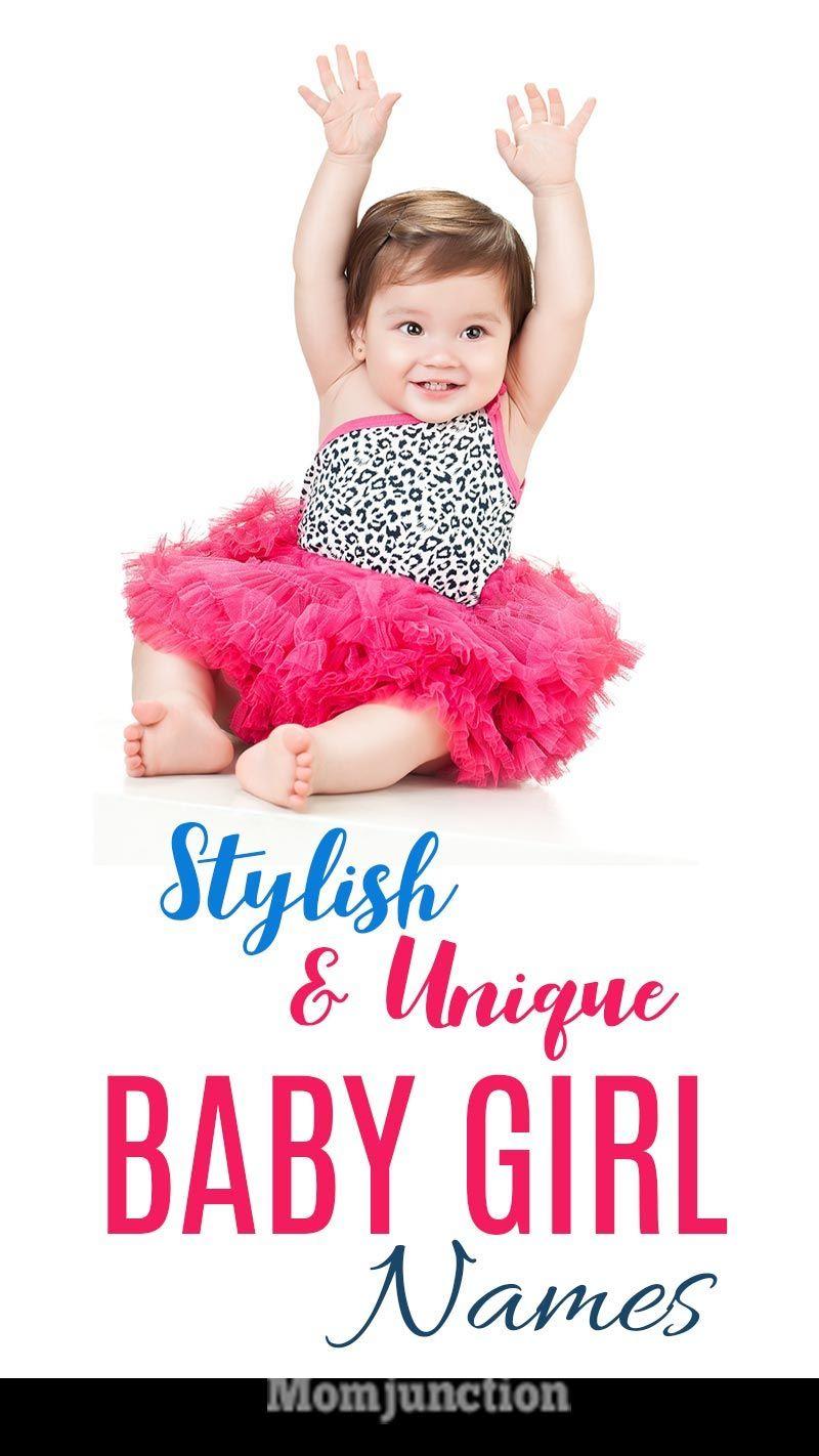 New baby stylish names