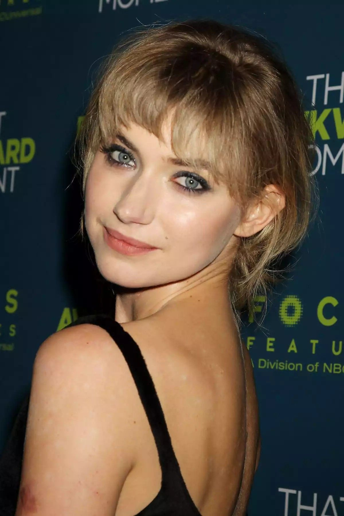 Heroine haircut images pin by claire  on imogen poots  pinterest  imogen poots