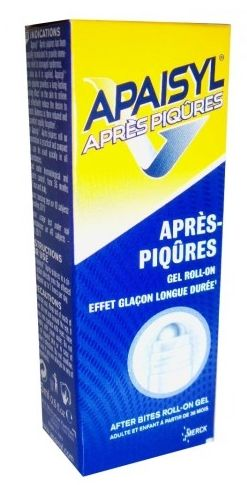 Apaisyl Apres Piqures Roll On Gel 15ml Pharmacie Lafayette
