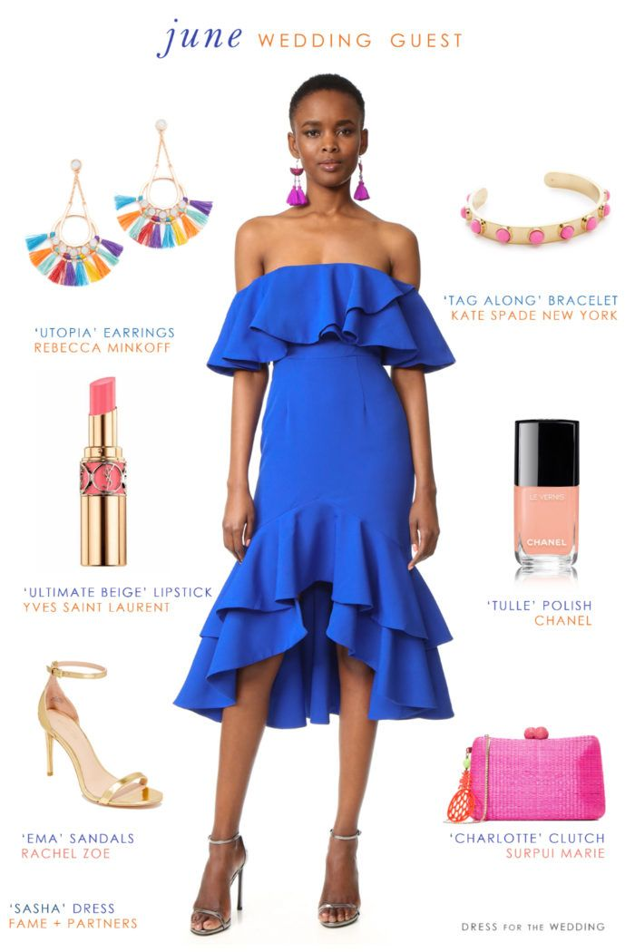 51b078b9b31 20 On-Trend Dresses for June 2017 Wedding Guests