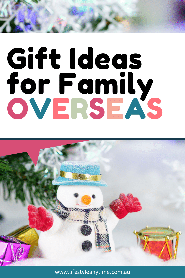 Gift Ideas For Family Living Overseas Sweet Christmas Gift Ideas Handmade Christmas Gifts Christmas Gifts