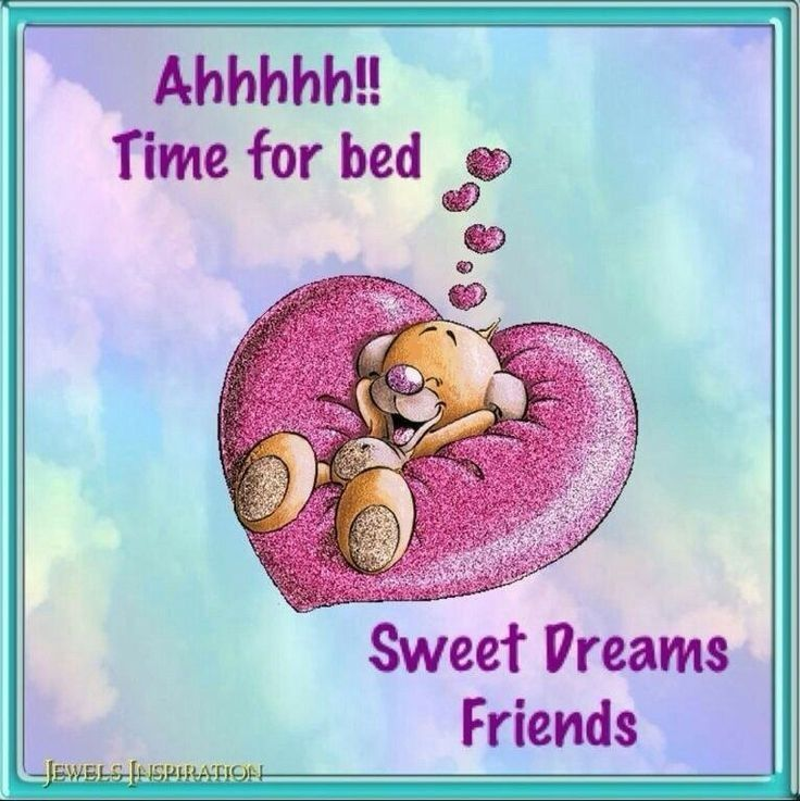 Sweet Dreams Friends Quotes Cute Quote Night Goodnight Good Night