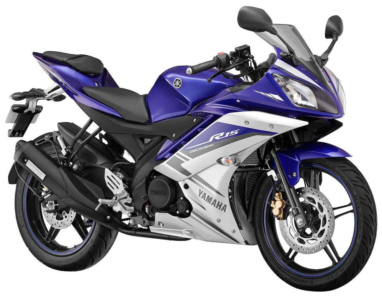 Yamaha R15 V2 0 Gets New Color Options Yamaha Yzf R15 Yamaha